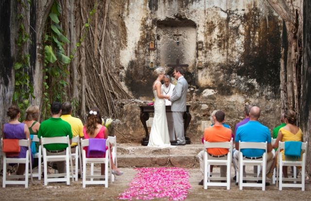destination Weddings - Mexico