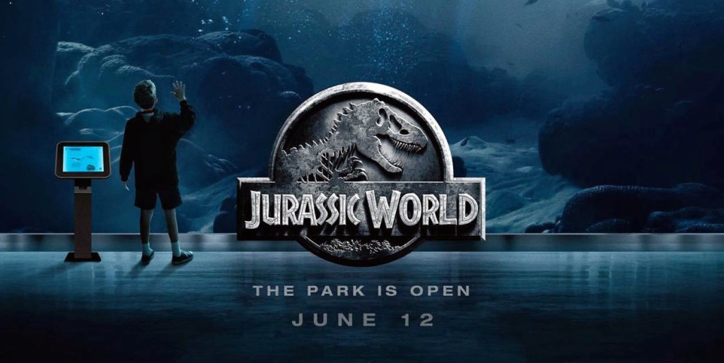 good movies from 2015 - Jurassic World
