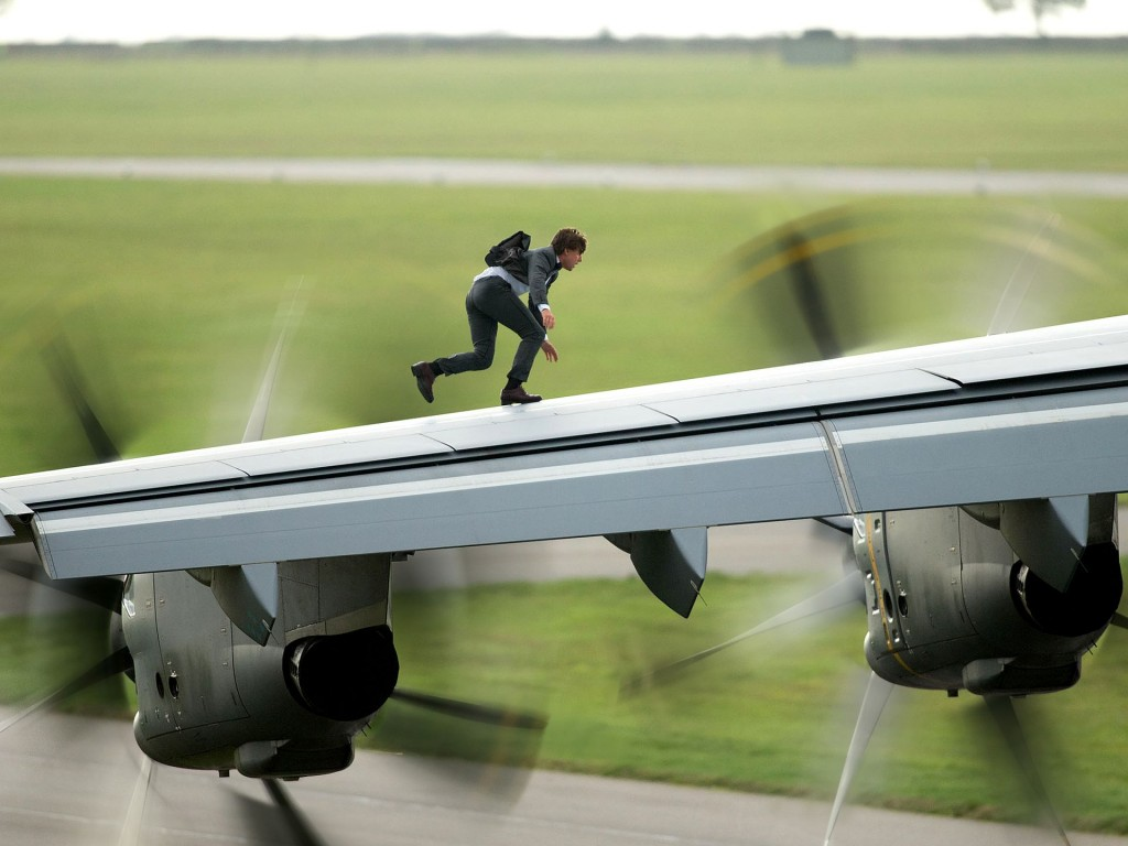 good movies from 2015 - Mission Impossible - Rogue Nation