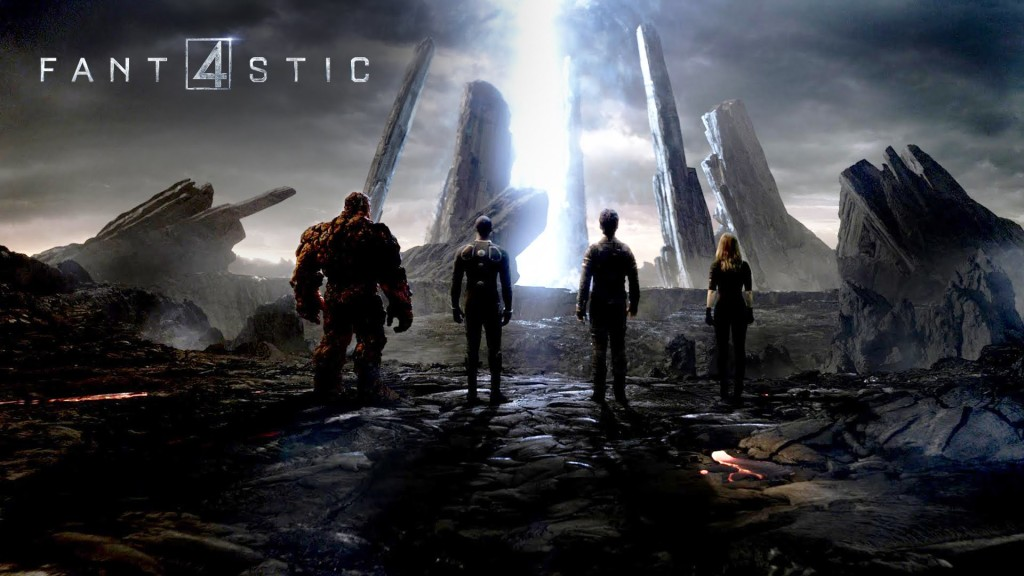 good movies from 2015 - The Fantastic 4