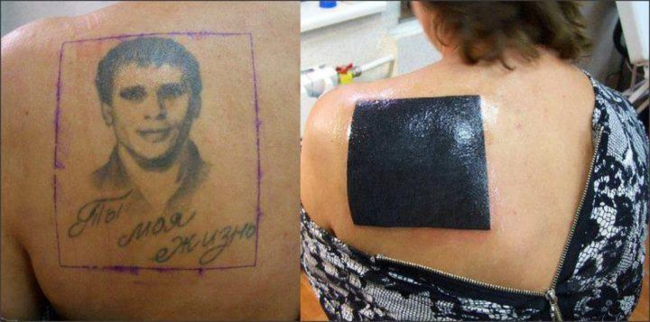 funny tattoo corrections, funny images, extremely hilarious images