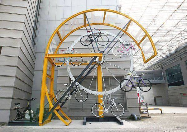 Awesome Cycle Stands