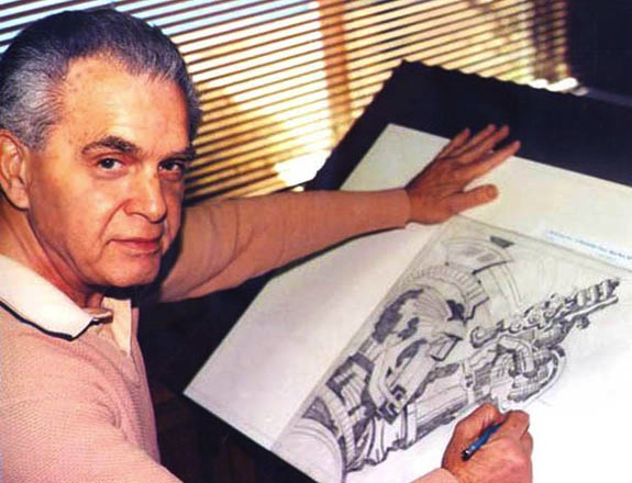Best DC Comic Artists - Jack Kirby