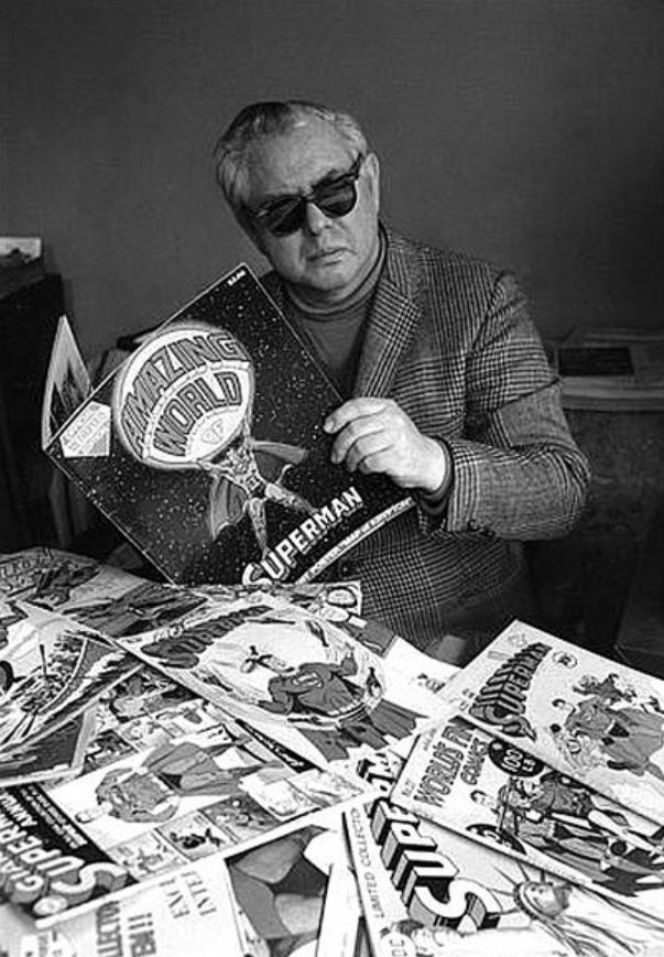 Best DC Comic Artists - Joe Shuster