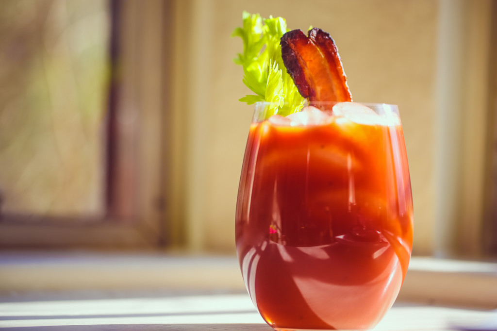 Best Vodka Cocktails - Bloody Mary