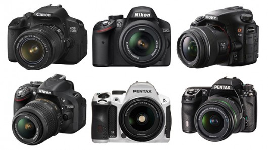 Gift Ideas for this holiday - DSLR