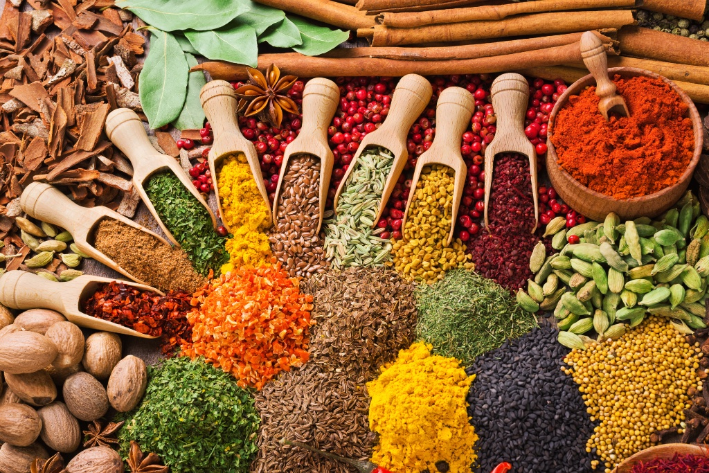 Gift Ideas for this holiday - exotic spices