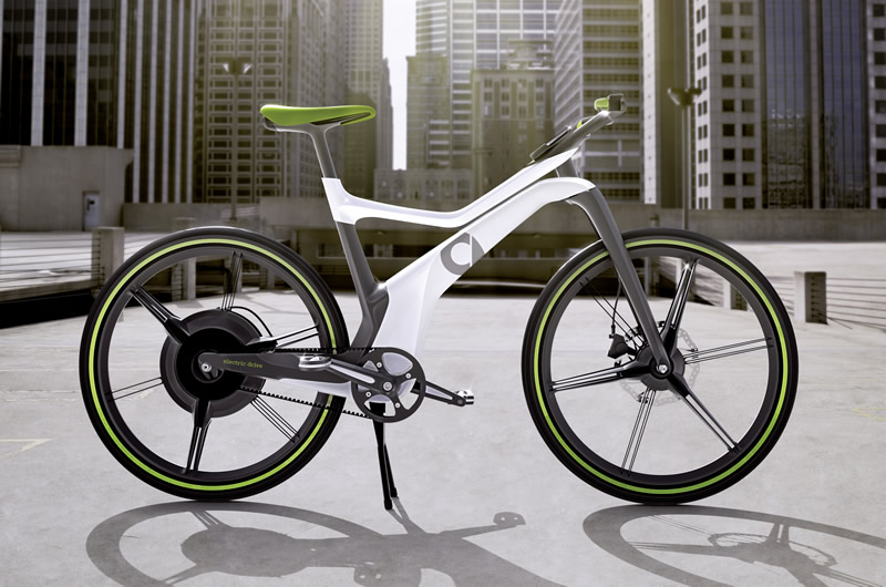 Gift Ideas for this holiday - smart bike