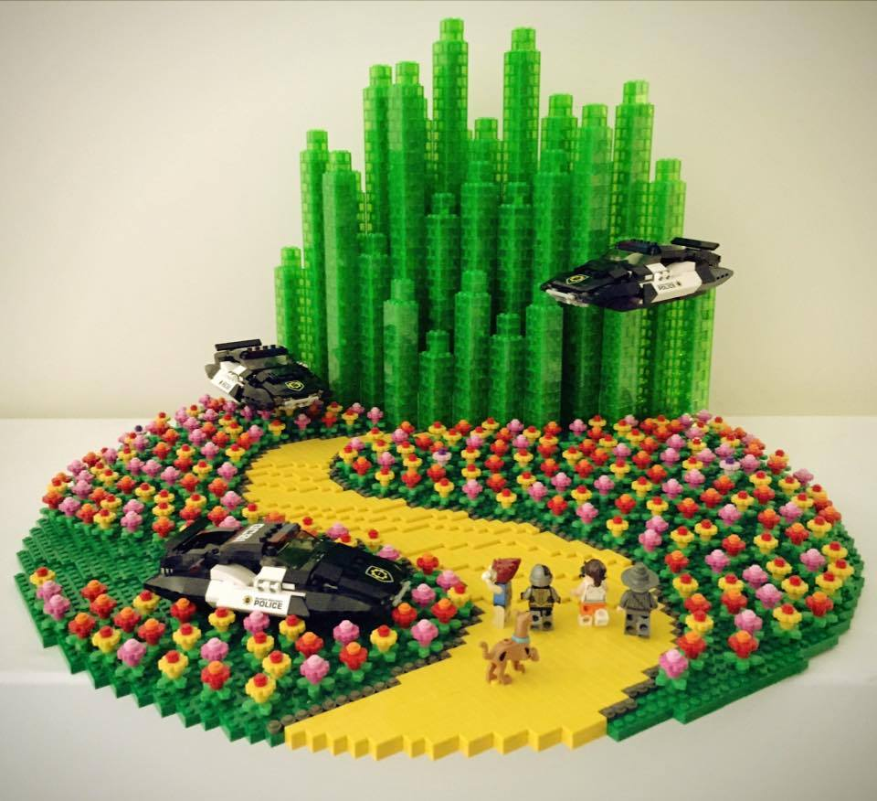 Lego Is Not Only For Kids!