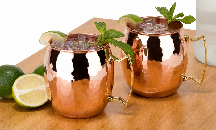 Best Vodka Cocktails - Moscow Mule