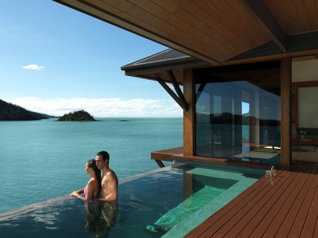 Stay at Qualia. Just once in your life