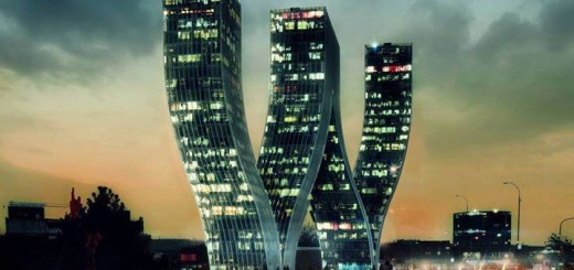 The Kind Of Buildings We would Like to work and stay in