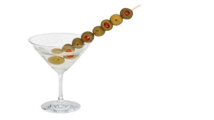 Best Vodka Cocktails - Vodka Martini