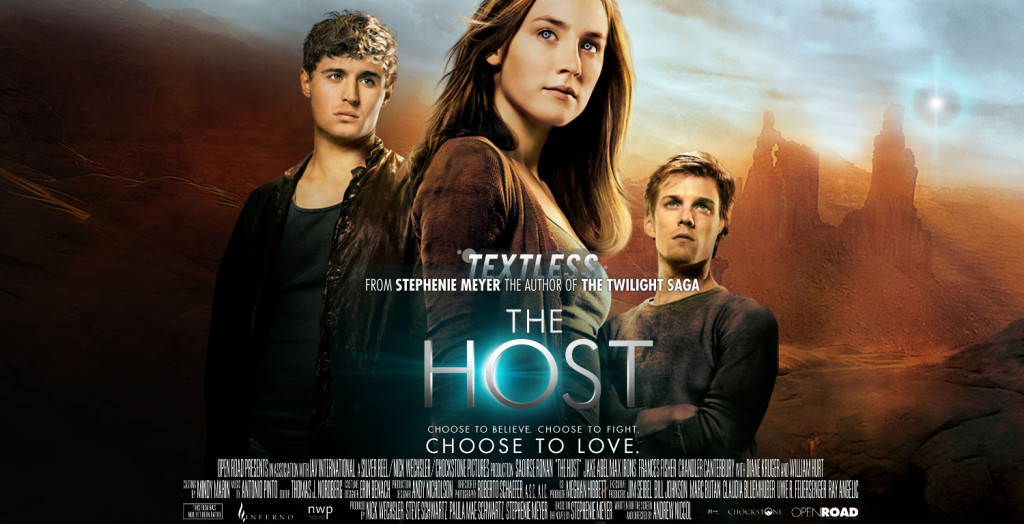 book vs film - The Host