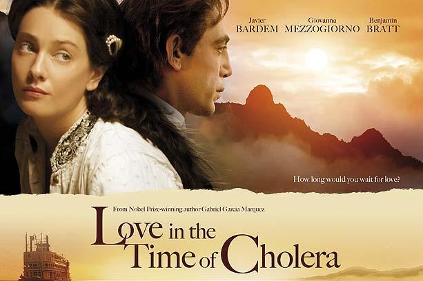 book vs film - love in the time of cholera
