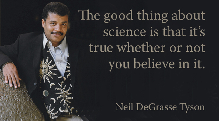 10 Brutally Honest Quotes By Neil DeGrasse Tyson