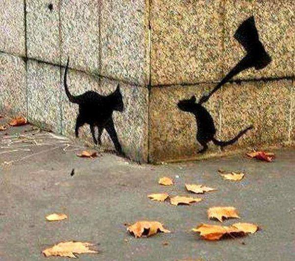 Awesome Street and wall art