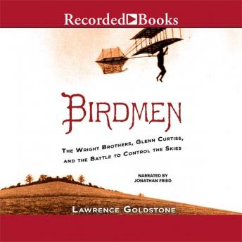 Best Books of 2014 - BirdMen Lawrence Goldstone