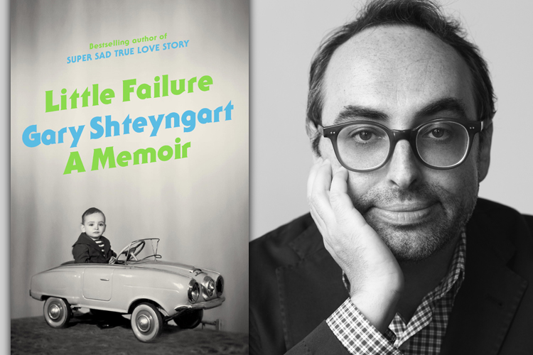 Best Books of 2014 - Little Failure Gary Stheyngart