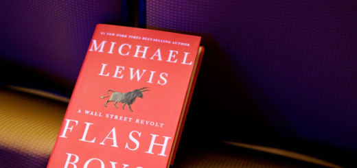 Best Books of 2014 - flash-boys