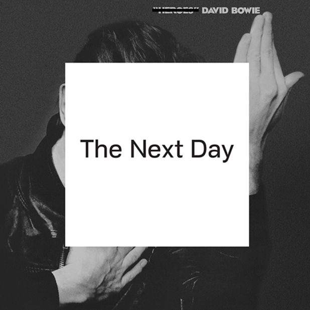 Best Comeback albums - David - The Next Day