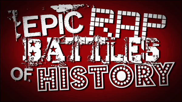Best YouTube Channels To Follow - Epic rap Battles of History