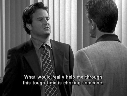 Chandler Bing - Amazing Funny - FRIENDS