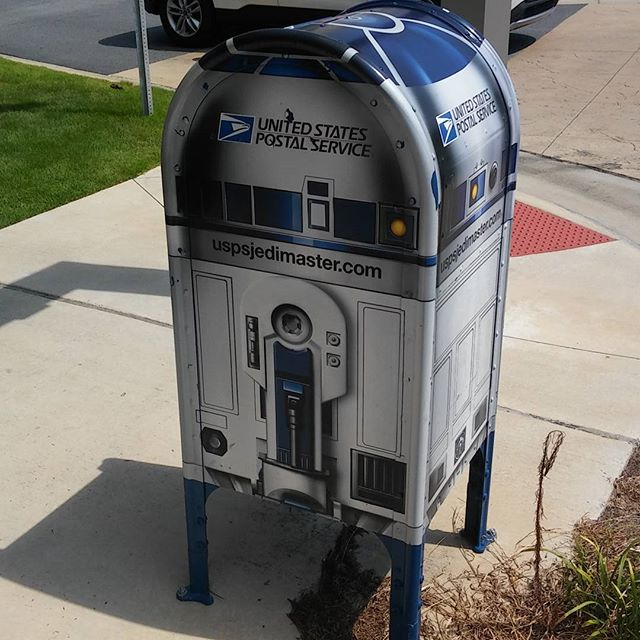 Creative Mailbox - Awesome Mailbox