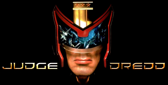 Futuristic societies we wish were true - Judge Dredd