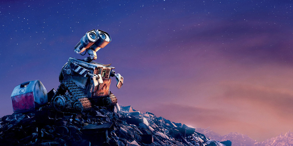 Futuristic societies we wish were true - Wall-E