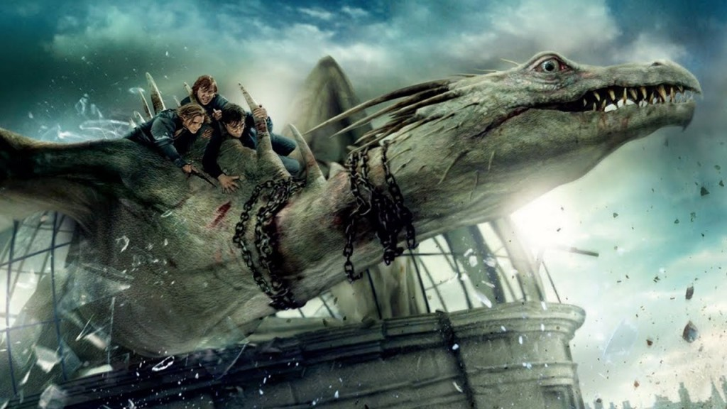 Movies to look for in 2016 - Fantastic Beasts and Where to Find Them