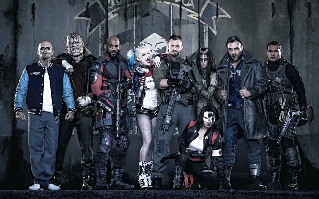 Movies to look for in 2016 - Suicide Squad