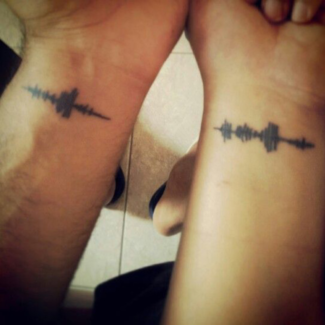 Perfect Ideas for Couple tattoos (2)