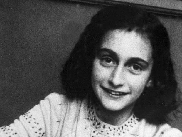 Short but inspirational Lives - Anne Frank