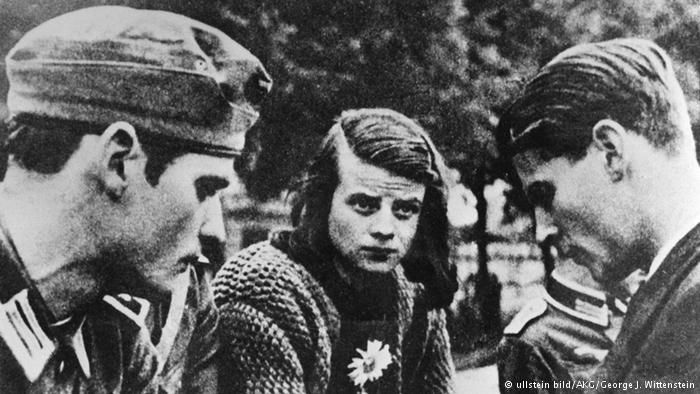 Short but inspirational Lives - Sophie Scholl
