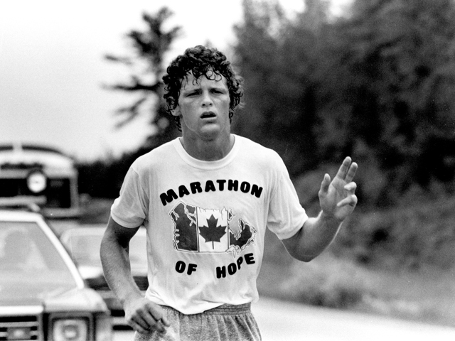 Short but inspirational Lives - Terry Fox