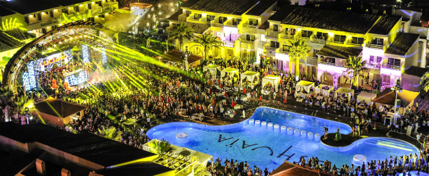 Top party Destinations in the world - Mallorca, Spain