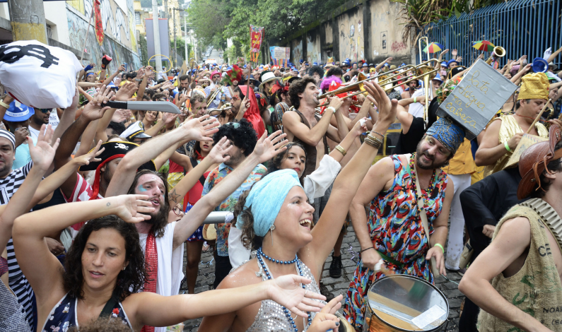 Top party Destinations in the world - Rio de Janerio, Brazil Street parties