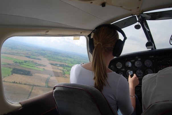 Top things on Bucket Lists - Learn How To Fly A Plane