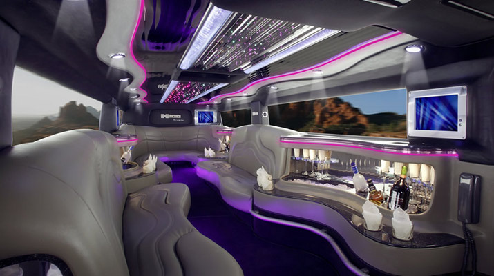 Top things on Bucket Lists - Riding A Limousine