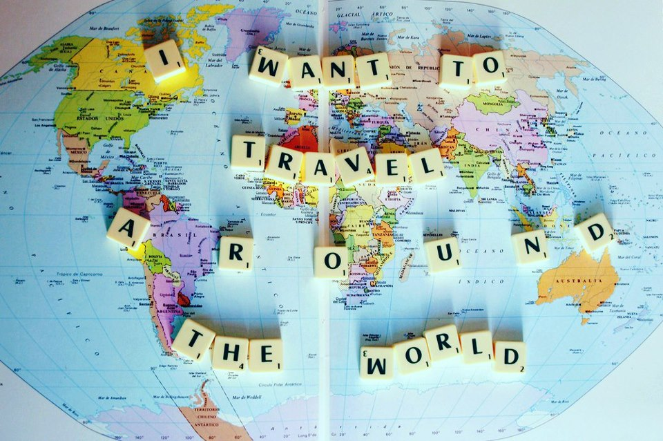 Top things on Bucket Lists - Travel around the world