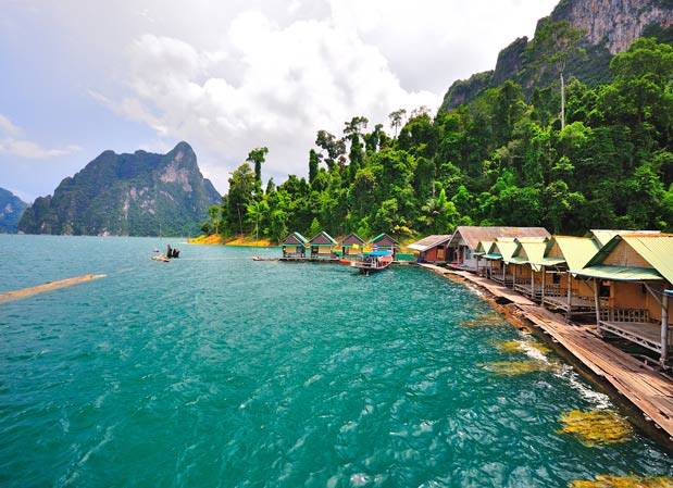 Best Wildlife parks in the world - Khao Sok National Park