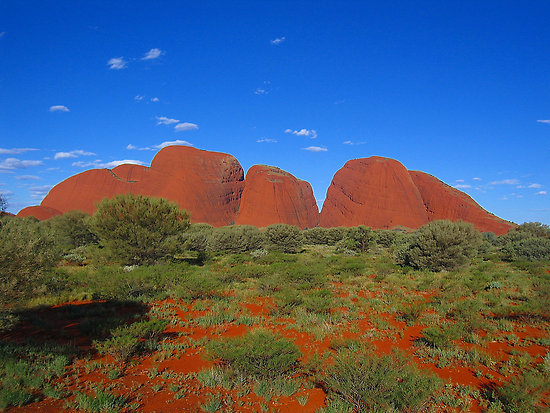 Best Wildlife parks in the world - Uluru-Kata Tjuta National Park