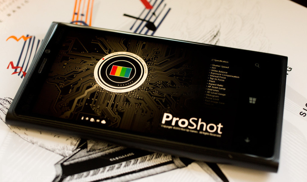 Best Windows apps for photographers - ProShot