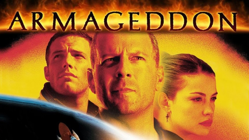 Extremly emotional movies - Armageddon