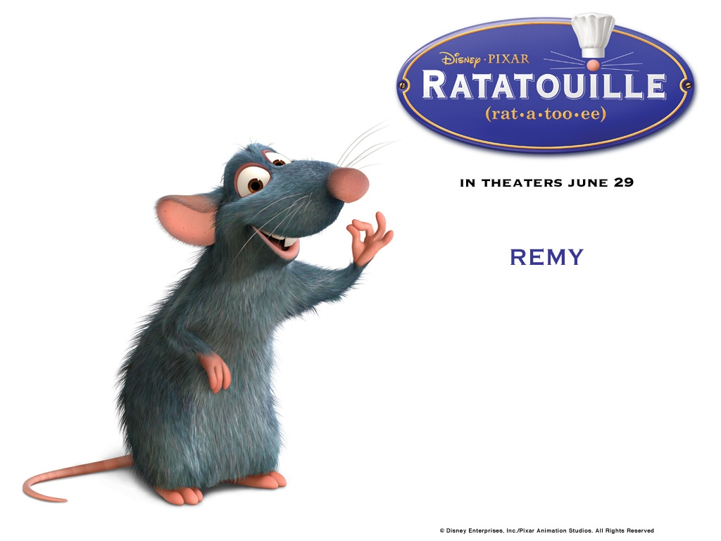 Extremly emotional movies - Ratatouille