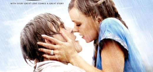 Extremly emotional movies - The Notebook