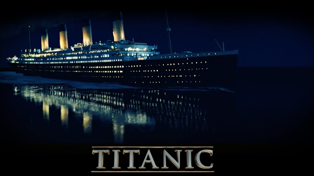 Extremly emotional movies - Titanic