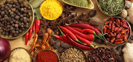 Foods for immunity in Winter - Herbs and Spices