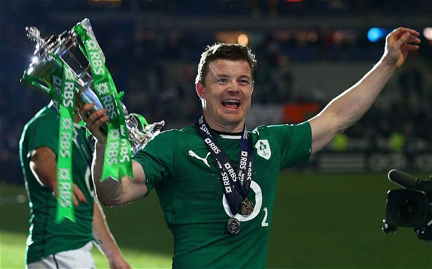 Greatest Rugby Players - Brian O'Driscoll